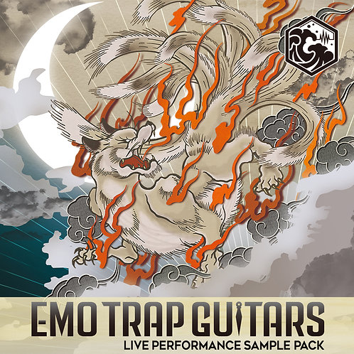 EMO TRAP GUITARS