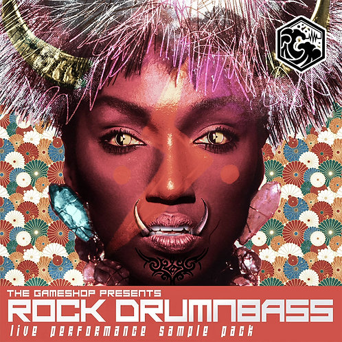 ROCK DRUM N BASS