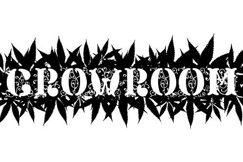 GROWROOM (Artist : kaZboy)