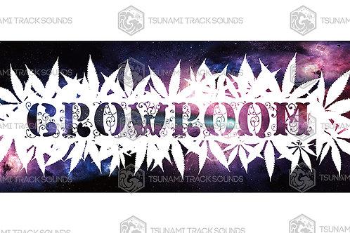 GROWROOM SPACE (Artist : kaZboy)