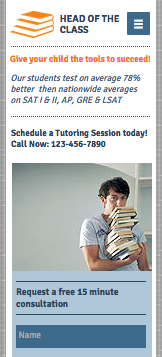 Tutoring Company