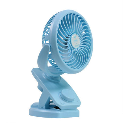 SMALL PORTABLE FAN WITH USB (AUTO)