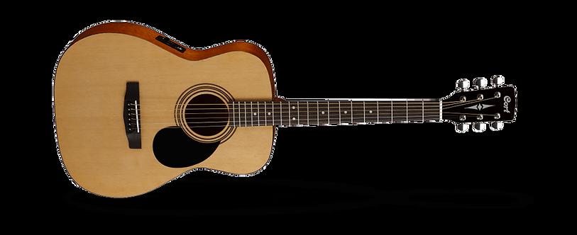 Cort Acoustic Guitar AF510E