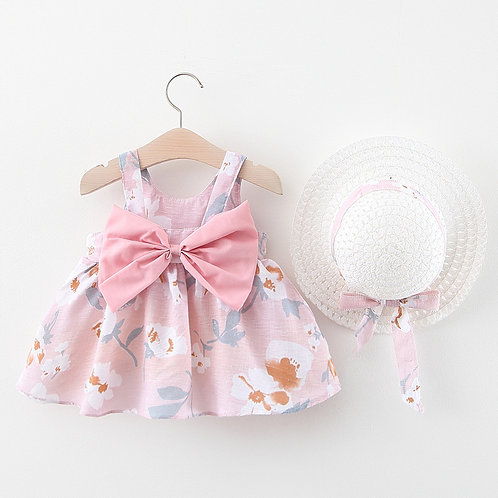 BB GIRL DRESS (FLORAL)