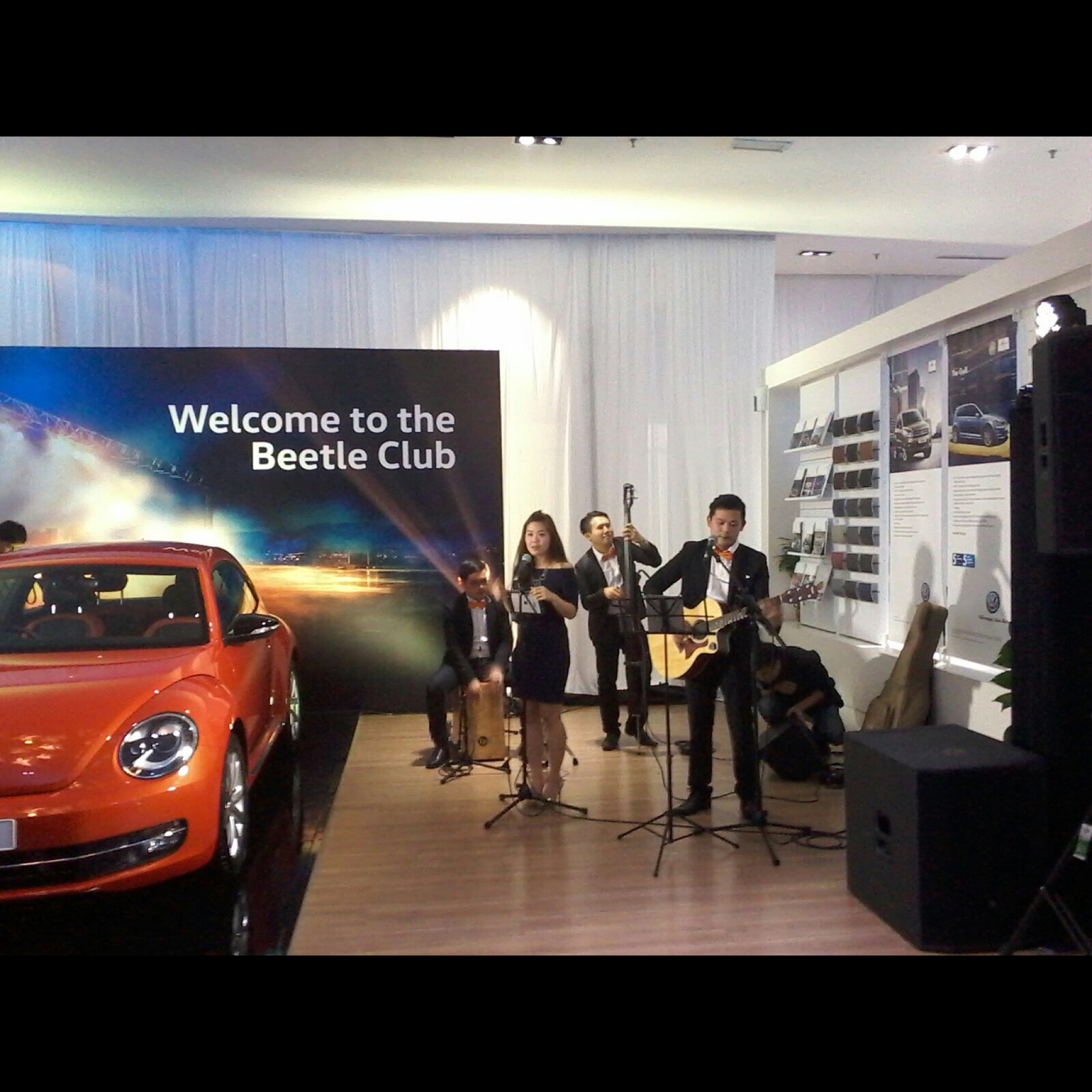 Volks Wagen Launching Event