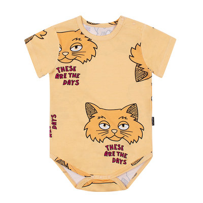 BB ROMPER SHORT SLEEVES (CAT)