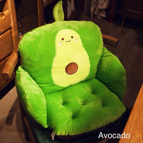 Cute Cushion - Avocado
