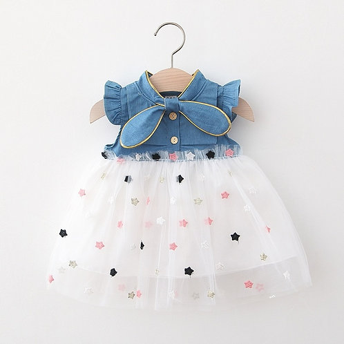 BB GIRL DRESS (STAR)