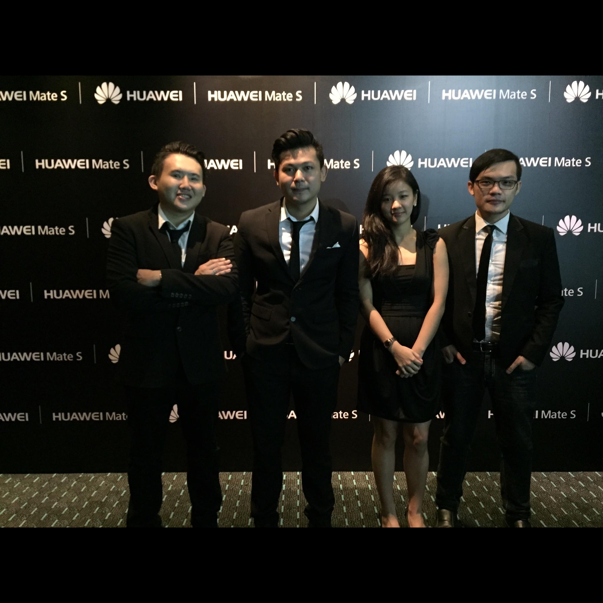 Huawei Launching Gig
