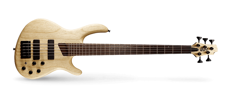Cort Bass Guitar B5 Plus AS OPN
