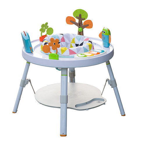 FUN BB PLAY & EXPLORE - 3 STAGE ACTIVITY CENTER (COLOURFUL SET)