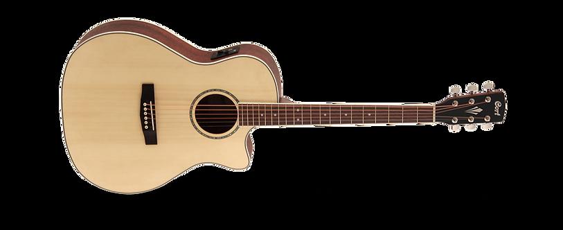 Cort Acoustic Guitar GA-MEDX