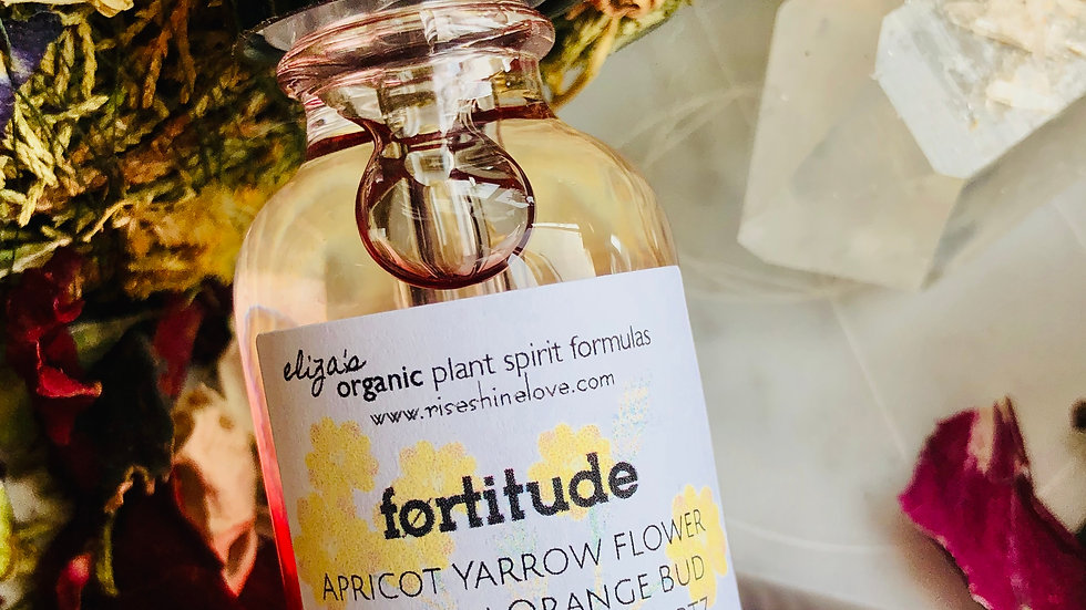 Fortitude Flower Essence