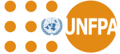 Logo for United Nations Population Fund (UNFPA)