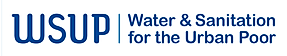Water and Sanitation for the Urban Poor (WSUP) logo