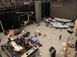 Bjork Cornucopia - Backstage Centre