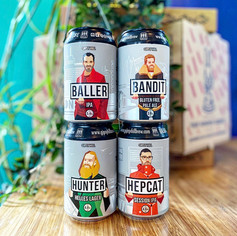 GIPSY HILL CANS
