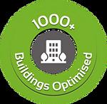 1000+ Buildings Optimised