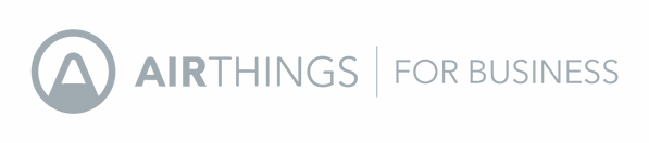 Airthings for Business LOGO - Horizontal