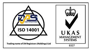 DAS Ukas ISO 14001 2015