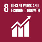 8 Decent Work ad Economic Growth