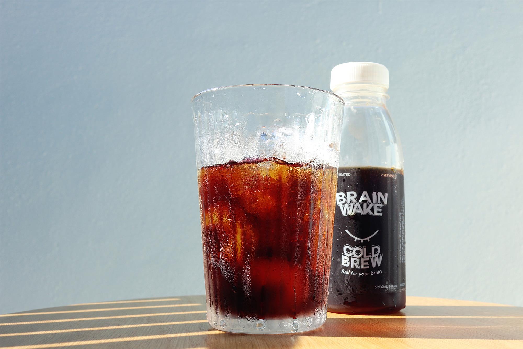 ชื่นใจกับกาแฟสกัดเย็น Cold Brew