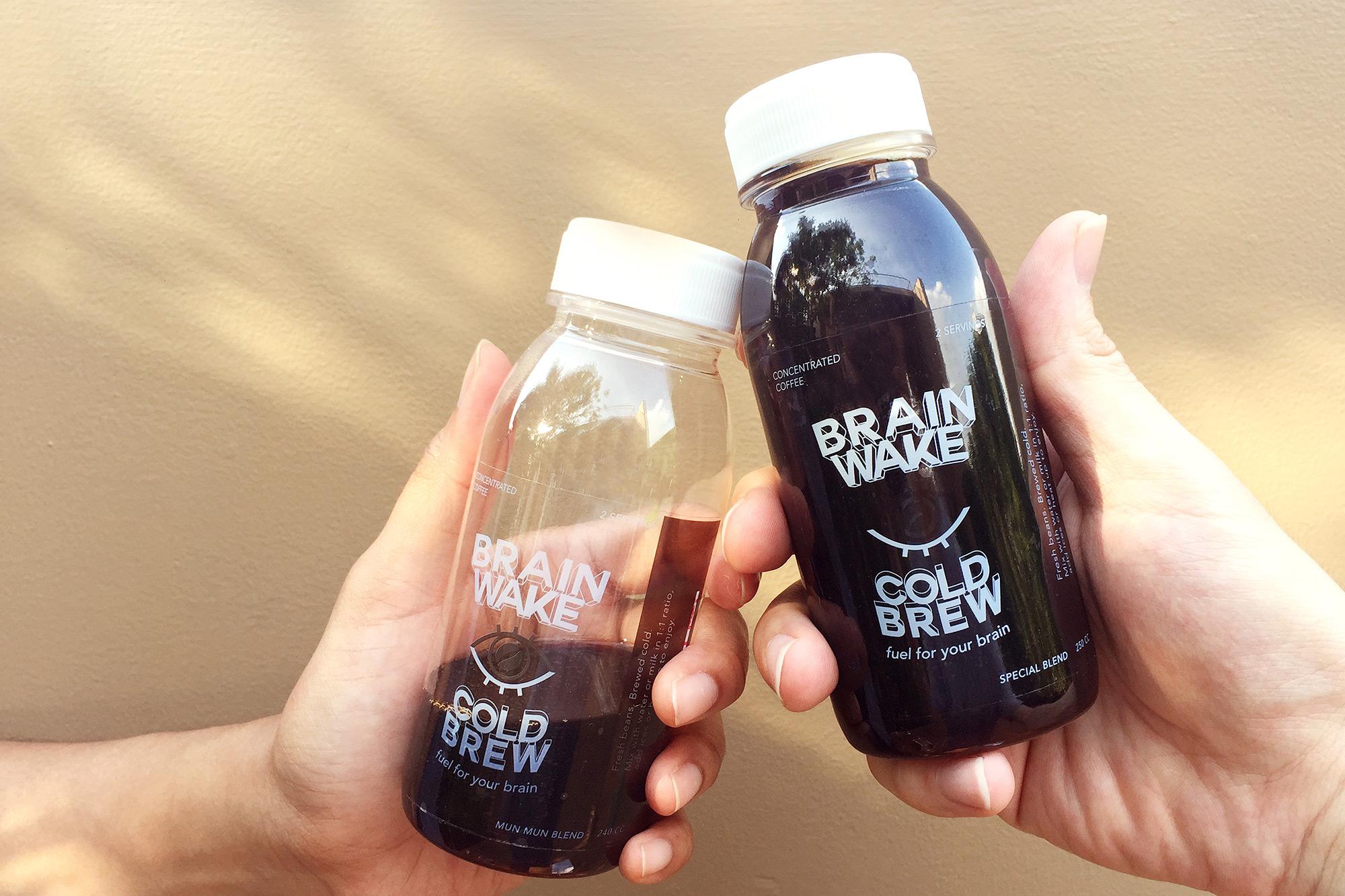 เคมเปญกาแฟสกัดเย็น Brew to share :D