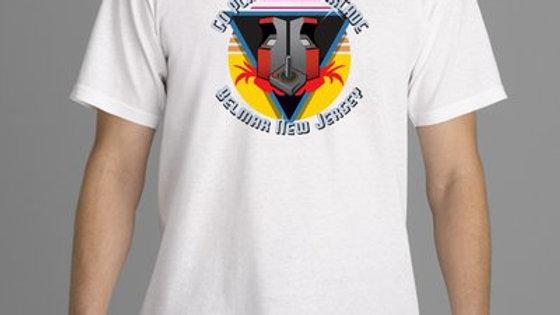 Go Play Retro Arcade Tshirt