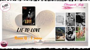 Lie to love - Marie HJ - K. Jarno