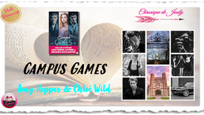Campus Games - Amy Hopper & Chloé Wild
