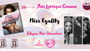 Miss Egality - Robyne Max Chavalan