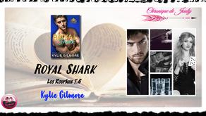 Royal Shark : Les Rourkes T.6 - Kylie Gilmore