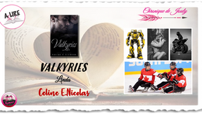 Valkyries : Linda - Céline E.Nicolas