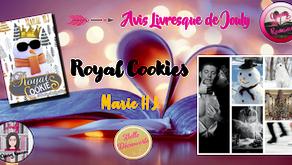 Royal Cookies - Marie HJ