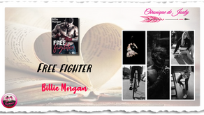 Free fighter - Billie Morgan