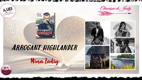 Arrogant Highlander - Mina Zadig