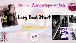 Very Bad Start - Camilla Simon