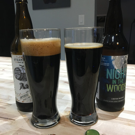 Thirsty Thursday: Imperial Stouts