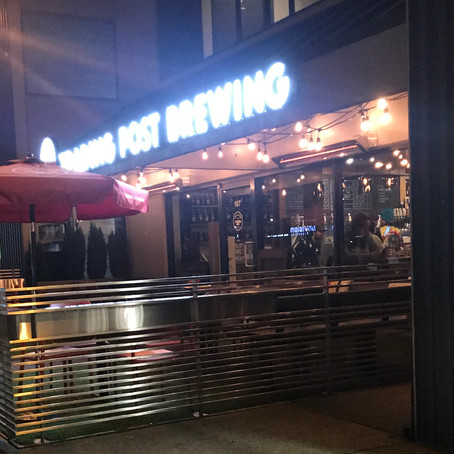 Thirsty Thursday: Trading Post Brewing