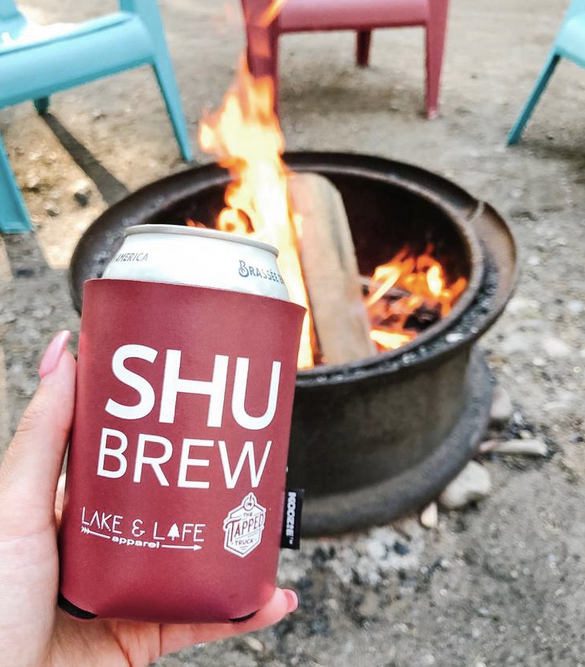 enjoy a shu brew for the season in the shuswap brought to you by a beer truck