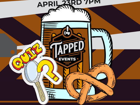 Virtual Pub Night: April 23rd