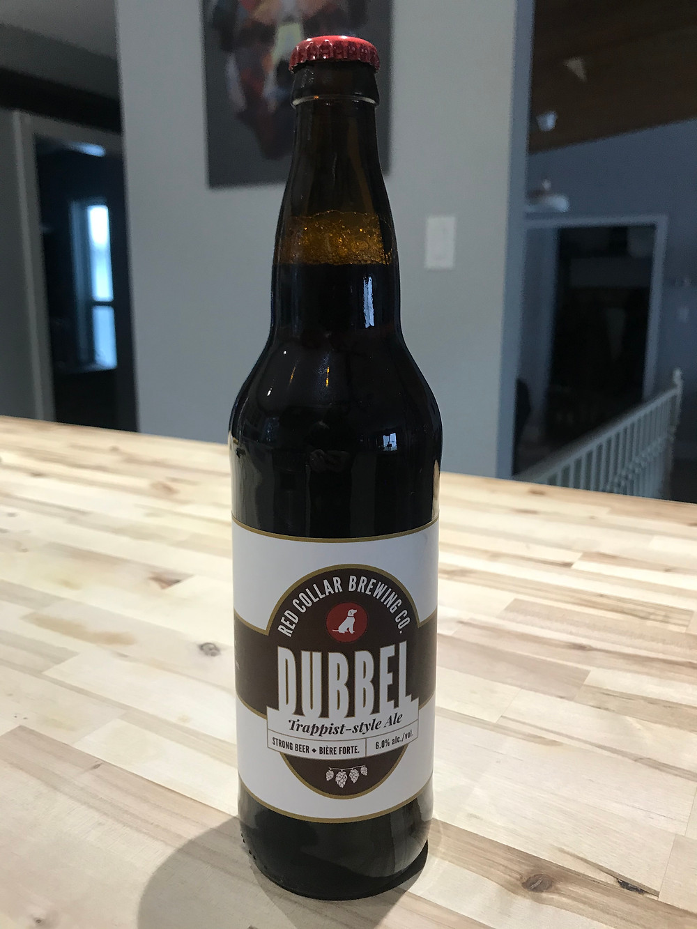 beer tasting of dubbels by mobile bartender and beer truck owner