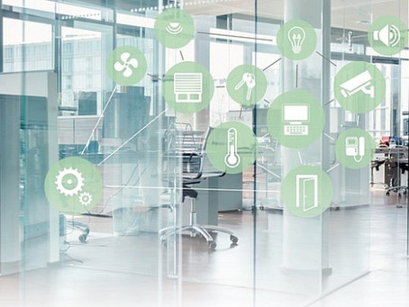 Smart Office: The 5 Incredible Ways IoT Is Making Offices Smarter