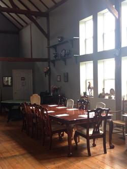 Bank Barn Indoor