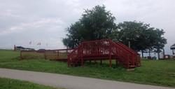 Outdoor Mounting Ramp
