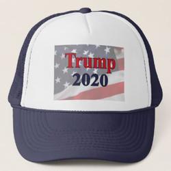 Trump 2020 ball cap