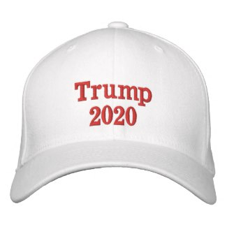 Trump 2020 Customizable Hat