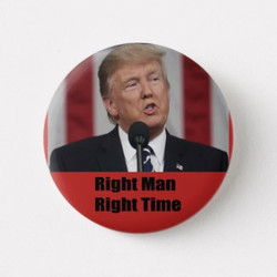 Right Man Right Time Button