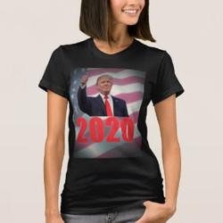 Trump 2020 Customizable T-shirt