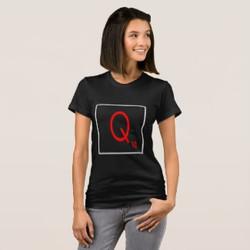 Qanon Q10 Customizable T-shirt